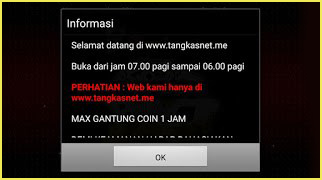 login tangkasnet android